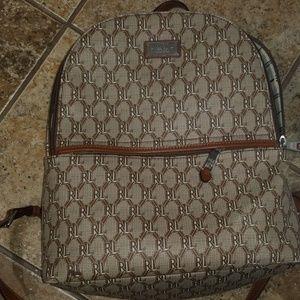 RLL Ralph Lauren backpack